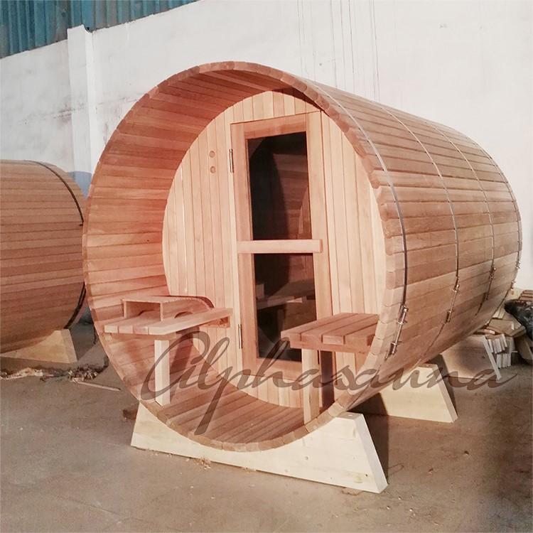 Conjunto luz de sauna grande