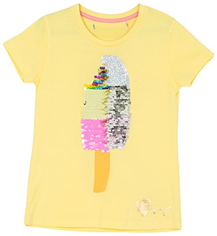 two way sequin t shirt