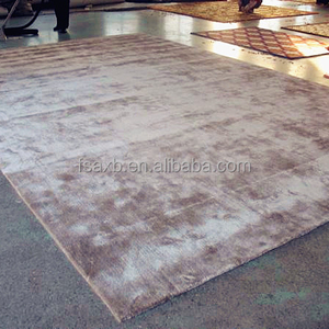 Supreme Grade Customized 100% Viscose Silk Carpets and Rugs