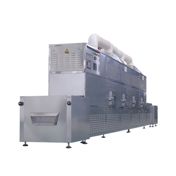 Successful drying technology wool ball microwave dryer machine