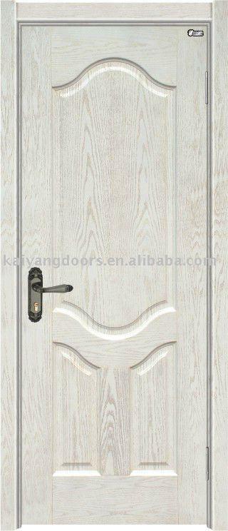 Blanc peinture porte int rieure portes id de produit for Porte interieure en pvc blanc