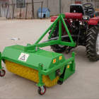 tractor 3 point hitch ground sweeper
