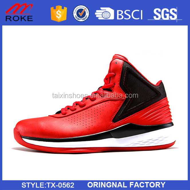 Popular new style fashion outdoor basketball shoes men sneakers