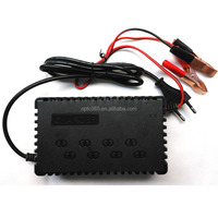 Automatic 3 Stage Battery Charger 13.8V 4A Lead Acid Battery Charger CC CV Float