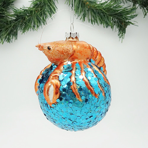 tropical colored glass fish christmas ornaments wholesales from direct  factory in China - Tropical Colored Glass Fish Christmas Ornaments Wholesales From