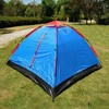 Hot-sale Automatic Waterproof Family Outdoor Camping Tent