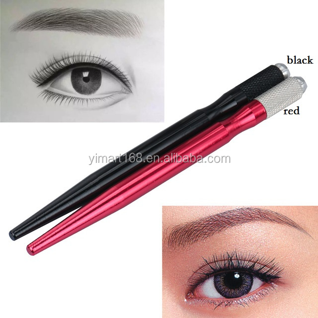 Yimart Permanent Make-Up Kosmetische Augenbraue Tattoo Maschine Microblading Stift