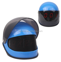 Haweel Unique Helmet Digital Clock