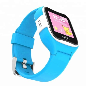 Kids GPS smart tracker support Wifi/GPRS/LBS kids gps watch with SOS function
