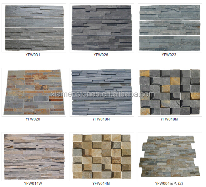 Slate Wall Cladding Slate Exterior Wall Covering Slate