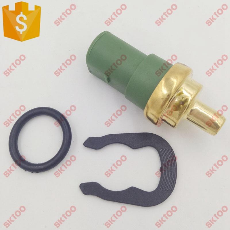 Viviance Sensor De Temperatura del Agua del Refrigerante para Audi A3 A4 A6 Skoda VW 059919501 078919501B