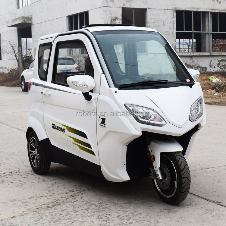 Portable Mobility Scooter Electric Micro Car Two Wheel Vehicle