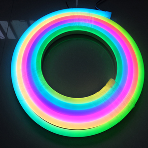 24V 10W color changeable Led Neon light for storefront sign