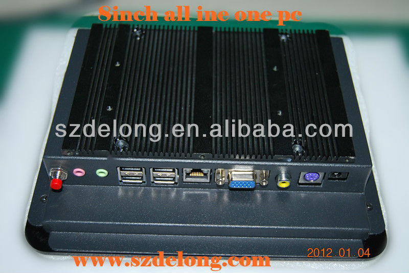 ALL IN ONE Mini PC PANEL PC WINDOWS XP EMBEDDED