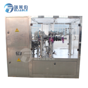 China hot sell automatic high efficient spout pouch filling capping machine manufacturer