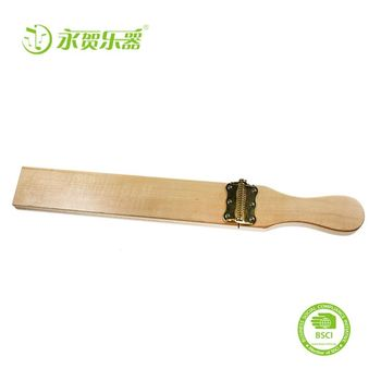 direct buy china wooden clapper chinese style  musical instruments