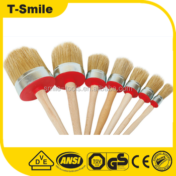 good quality paint brush with wooden long handle elbow brush painting brush buy paint brush. Black Bedroom Furniture Sets. Home Design Ideas