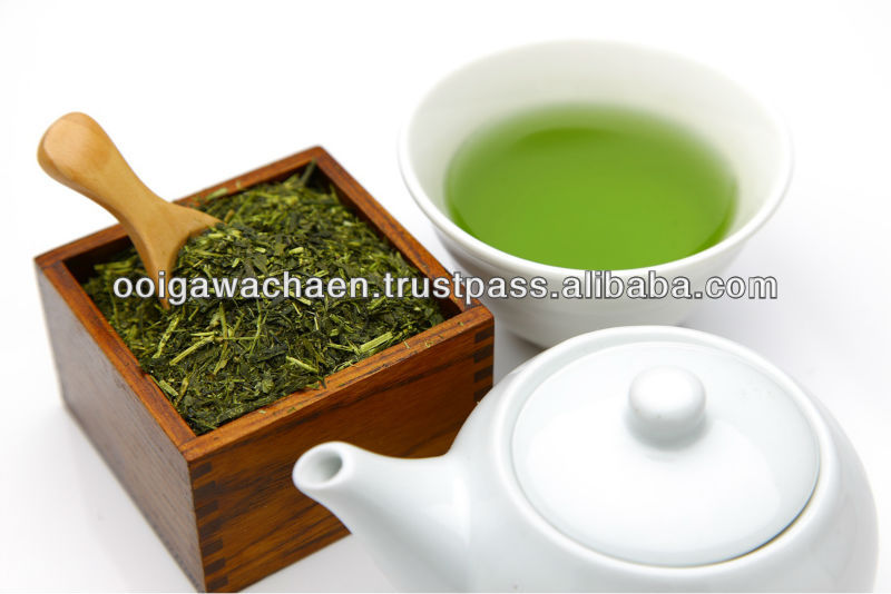 High quality standard various green tea for health product made in Japan