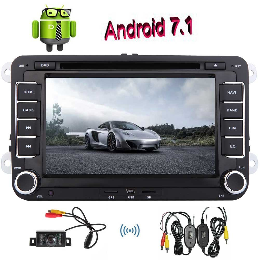 Cheap Dual Multimedia Dvd Receiver Find Pioneer Avh P3100dvd Bluetooth Adapter Get Quotations Wireless Backup Camera Eincar Android 71 Car Player With Gps Navigation Double Din 7
