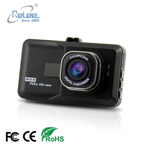 Promotion 3.0 inch manual car camera hd dvr Full HD 1080P car dash cam