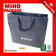 2013 best seller high quality art paper bag for promotion,customized paper bags for clothes,china gift paper bag