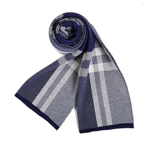 2018 latest fashion casual winter men's cashmere scarf luxury high quality warm scarf