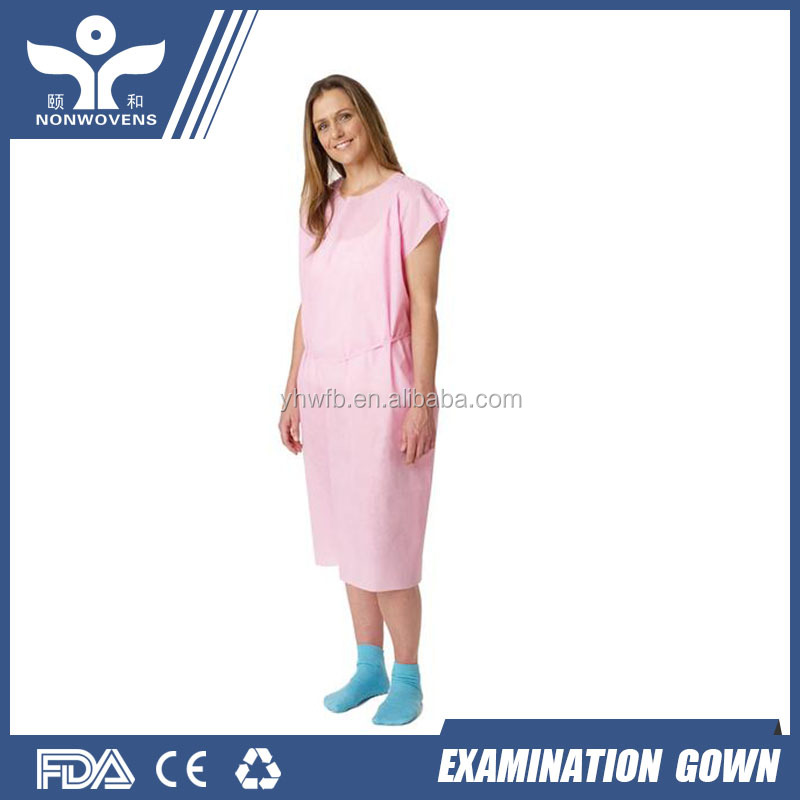 Disposable Exam Isolation Gown, Disposable Exam Isolation Gown ...