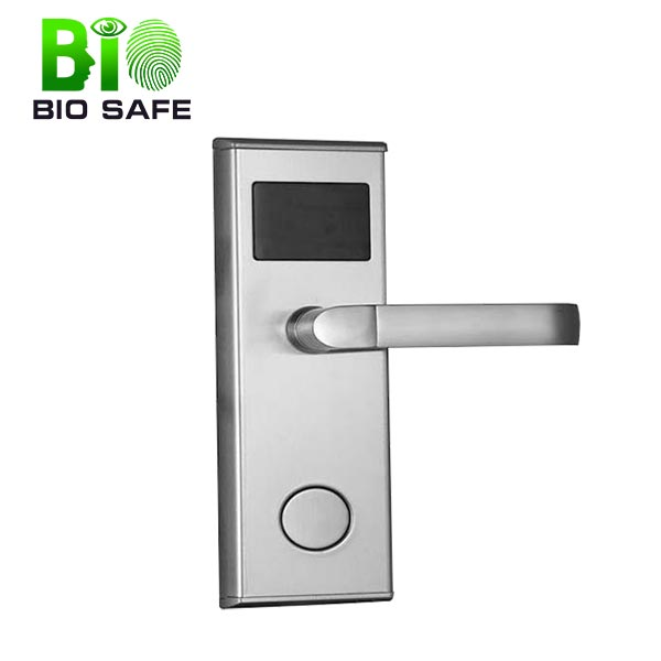 Hotel Door with Card Electric Lock HF-LM601
