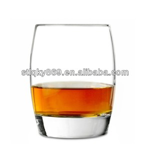 lyT412High Quality Whisky Glass Machine Blown Whiskey Glasses Clear Shot Glass Cheap Round Shot Whisky Glasses Whisky Shot Glass