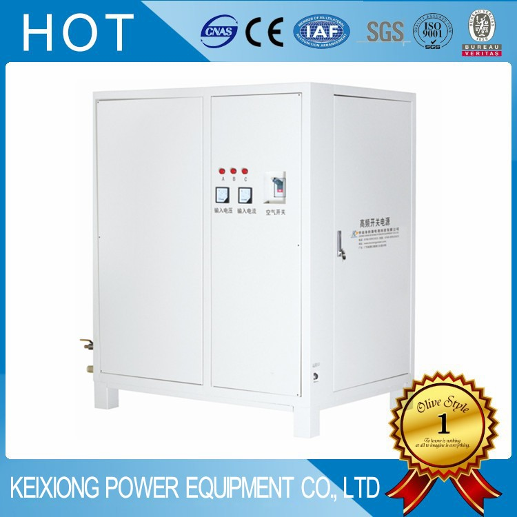 PLC control Water cooling industry polarity reversal power supply