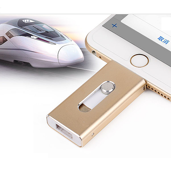 OTG USB Stick Flash Memory, Otg usb flash drive For Iphone, Promotion USB otg Pendrive