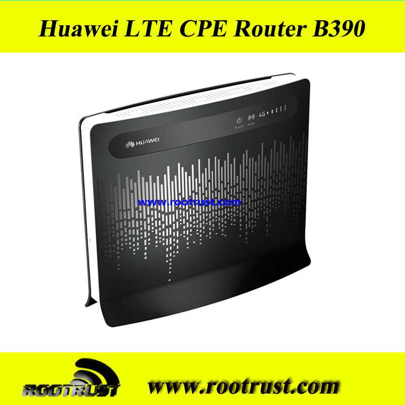 HUAWEI B390 800MHz Huawei B390 LTE Router sbloccato