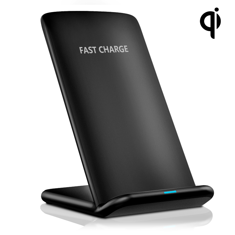 2018 New arrival!! 5 โวลต์ 2A Qi Inductive Wireless Charger สำหรับโทรศัพท์สมาร์ท