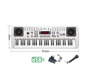 61 Key Electronic Keyboard /Musical Instruments/Electronic organ