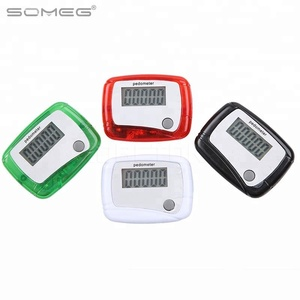 Portable Mini LCD Digital Step Counter Outdoor Walking Distance kilometer Calorie Running pedometers