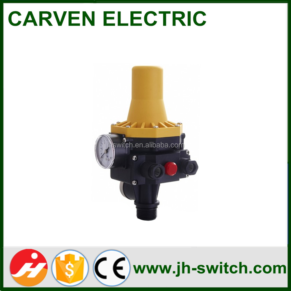 Electric wires cables electrical water pump dry run protection pressure