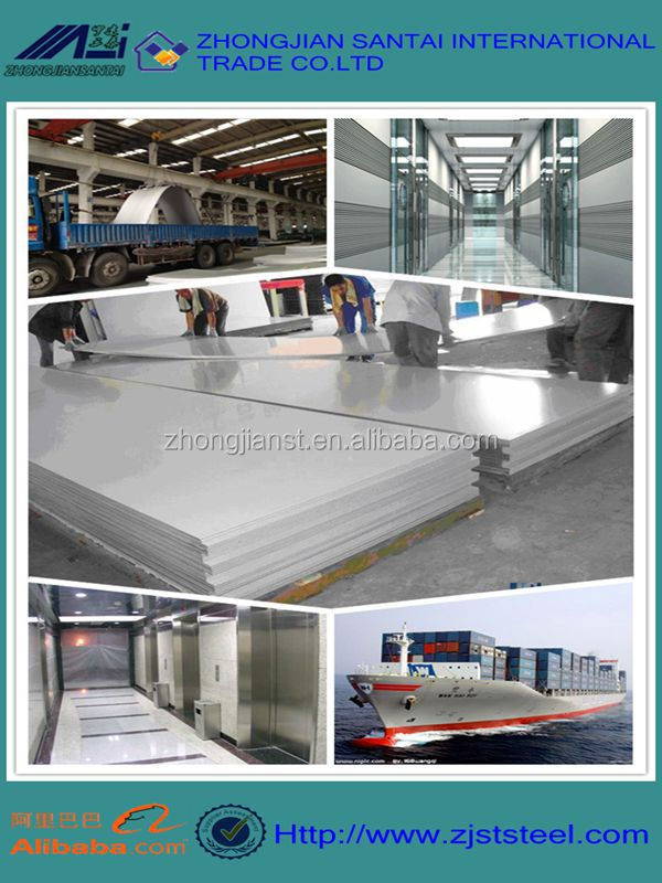 AISI sus304/304l/316/316l stainless steel sheet/coil steel