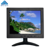 Super 8 Inch TFT LCD Touch Screen Monitor Small LED Computer Monitor with Touch Panel
