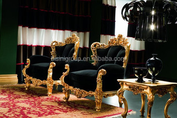 Terrific Royal Elegant European Palace Style Upholstery Couch Of Imperial Gold And Black Buy European Couch Golden Couch Living Room Elegant Couches Product Pabps2019 Chair Design Images Pabps2019Com