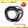 AL37 waterproof strobe light/strobe lights for cars/led warning strobe lights