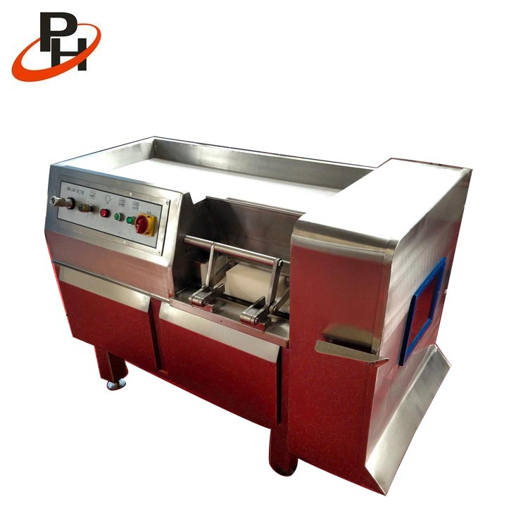 Mini Fresh Chicken Meat Dicer Cutting Machine India
