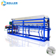 Koller DK50 5 tons/day Directly Cooling Ice Block Machine with Automatic Ice Harvest for fresh seafood