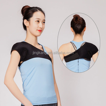 neoprene waterproof adjustable shoulder support