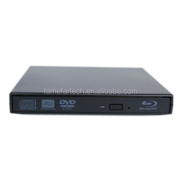 UJ267  SATA  Slot-in  Blu-ray burner rewritable BD-RW drive with 9.5mm thickness