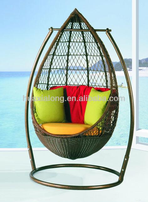 ovale popolari nido comodo esterno altalena appeso sedia