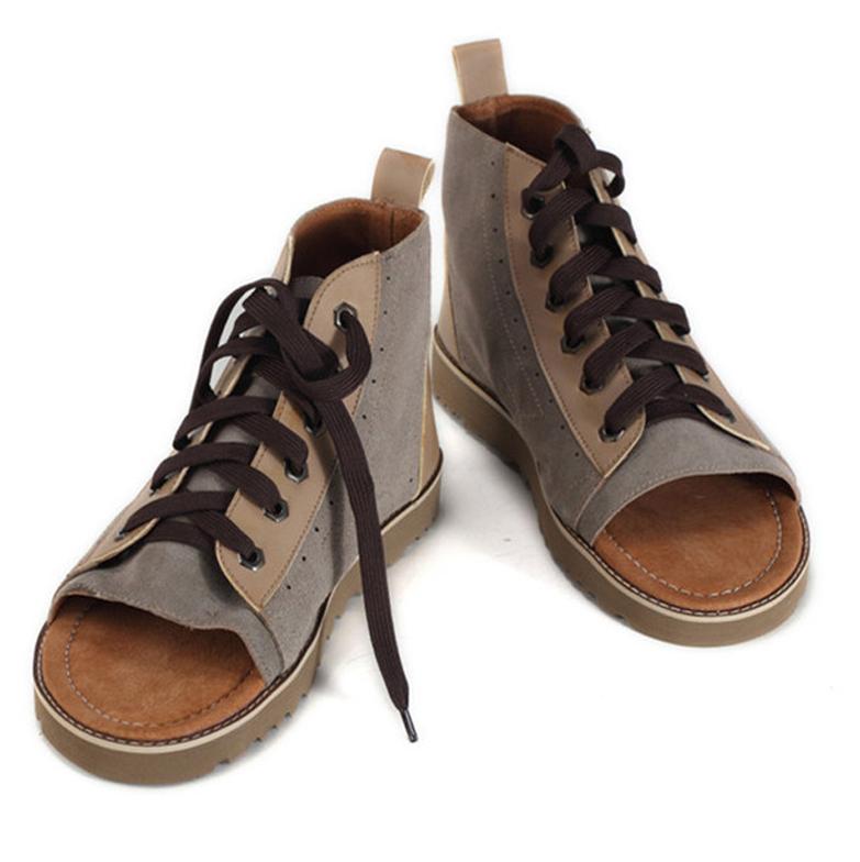 b5e397e5003a Buy 2015 summer mens sandals men sports outdoor sandal open toe men fashion sandal  mens dress sandals leather sandalia masculina in Cheap Price on Alibaba. ...