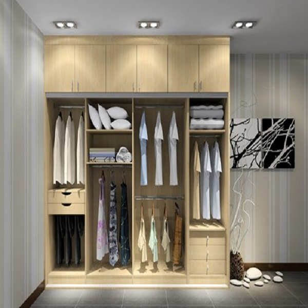 Attirant New Bedroom Wall Wardrobe Design With Siliding Door