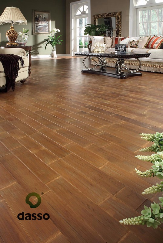 2015 Dasso Natural Color Options Eco Solid Bamboo Flooring Only ...