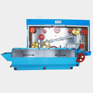 best chance forever JD-400 drum aluminum alloy wire drawing machine on sale