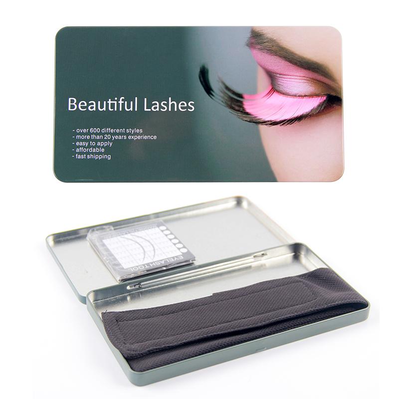 2019 Custom Lash มาสคาร่า Professional Eyelash Extension แปรงขนตาแปรง
